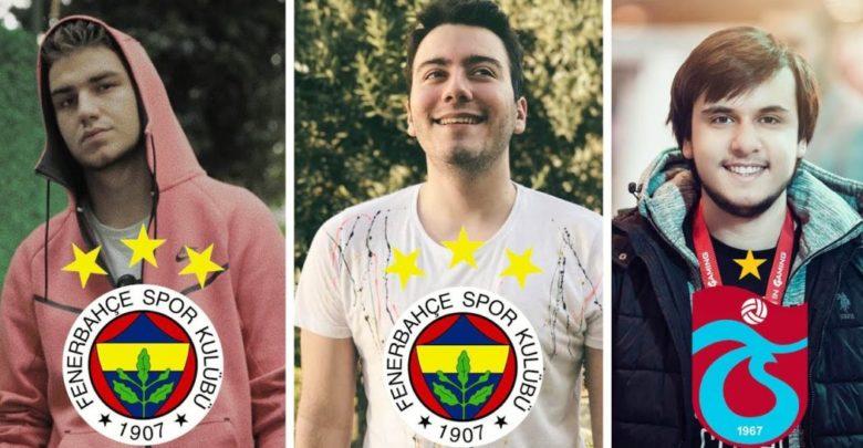 Enes Batur Orkun Isitmak Youtuberlar Hangi Takimli Youtube Haberleri