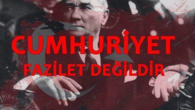 Photo of Ekin Soyak | Cumhuriyet Fazilet Değildir!
