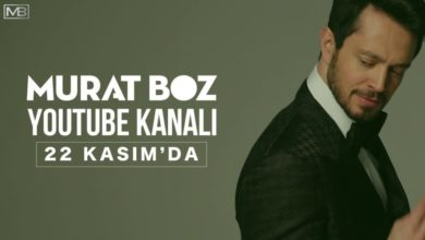 Photo of Murat Boz Youtube'a Başlıyor!