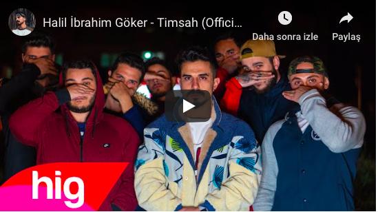 Halil İbrahim Göker – Timsah