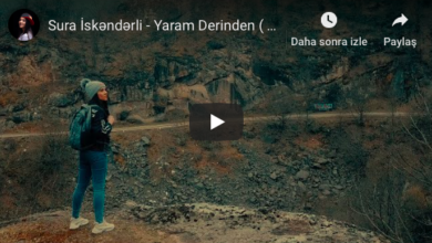 Photo of Sura İskenderli – Yaram Derinden