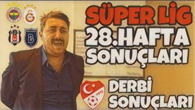 Photo of Arif Sevimli Süper Lig 28. Hafta Sonuçlarını Esprili Bir Dille Yorumları
