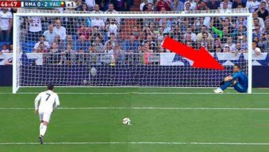 Photo of Futbol Tarihine Geçen Enteresan Penaltılar