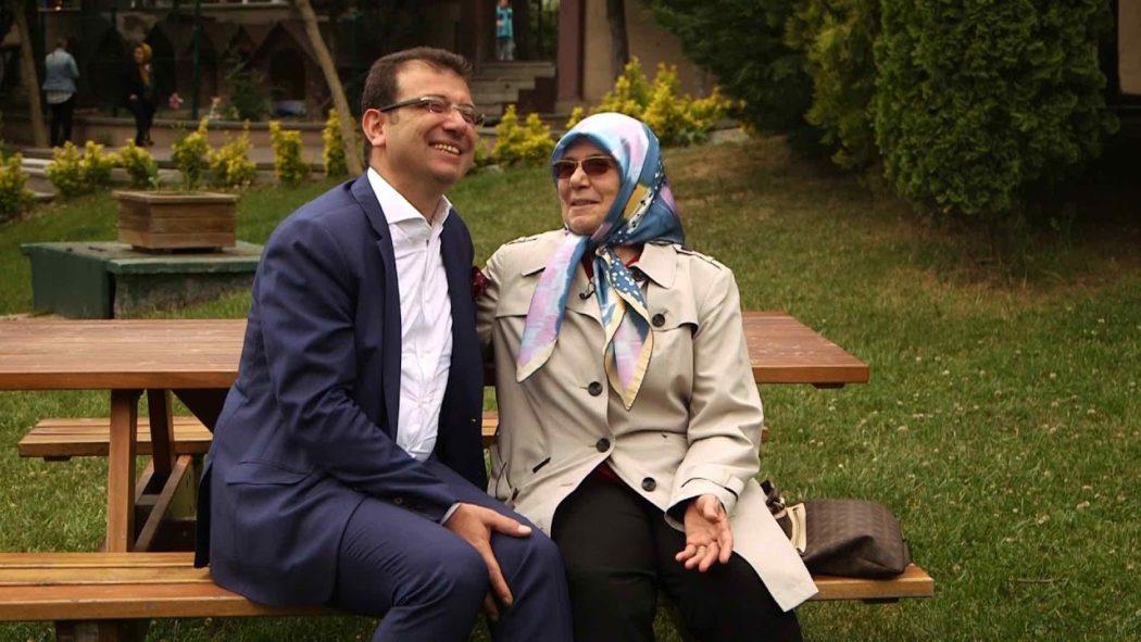 ekrem imamoğlu annesi