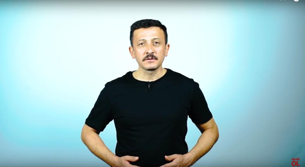 Photo of AKP Milletvekili Hamza Dağ Susamam Klibine Tepki Gösterdi