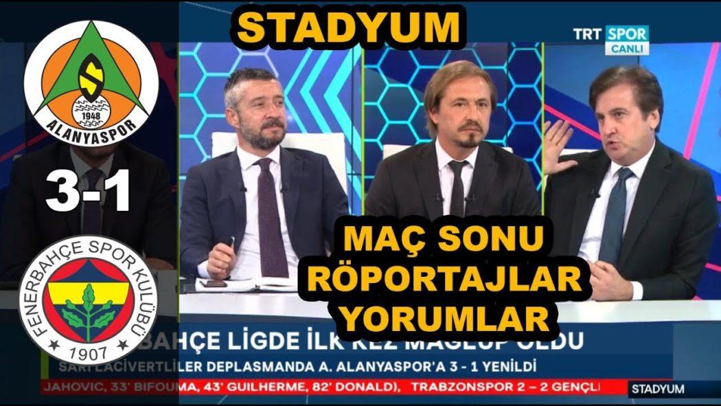 Photo of Alanyaspor 3-1 Fenerbahçe Maç Yorumları