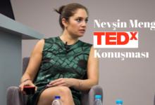 Photo of Nevşin Mengü ve Tedx Konuşması