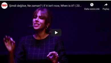 Photo of Melis Kaygılaroğlu İşiten Tedx İzmit Konuşması