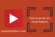 Photo of Youtube Ödül Kazanmak İçin Hesabı Bağlama