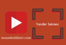 Photo of Youtube İzlenecek Video Bulma | Trendler Sekmesi