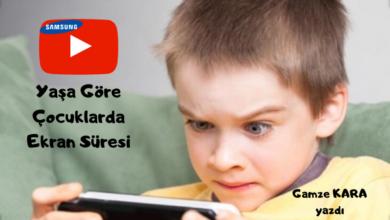 Photo of Yaşa Göre Çocuklarda Ekran Süresi Ne Olmalı