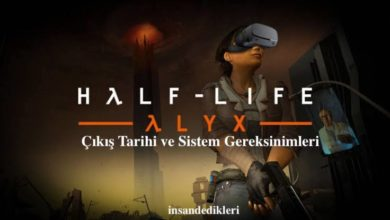 Photo of Half-Life : Alyx Çıkış Tarihi ve Sistem Gereksinimleri Beli Oldu