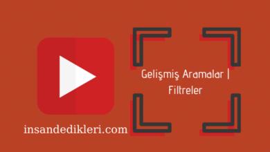 Photo of Youtube Gelişmiş Aramalar | Filtreler