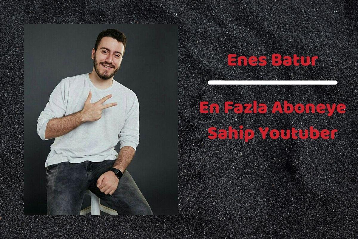 Enes Batur Neden Video Yüklemiyor-min