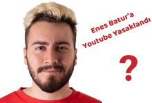 Photo of Enes Batur Youtube Şoku Yedi | Video Yükleme Yasaklandı