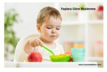 Photo of 1 Yaş (12 aylık) ve Üstü Dönemi Beslenme