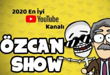 Photo of 2020 En İyi Youtube Kanalı: Özcan Show